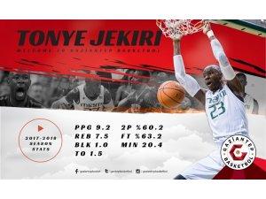 Gaziantep Basketbol transfere devam ediyor