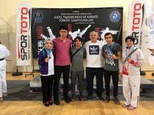 Aydın kardeşler Türkiye şampiyonu oldu