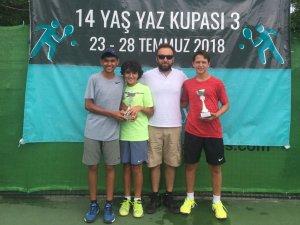 Teniste şampiyonluk