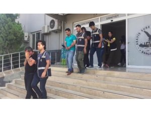 Şanlıurfa polisinden 7 ilde dolandırıcılık operasyonu
