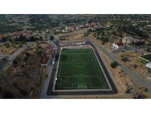 Hisarcık'a Sosyal ve Spor Tesisler