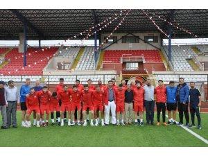 Sandıklıspor sezon açılışını yaptı