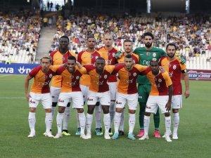 Galatasaray hazırlık maçlarında 6'da 3 yaptı