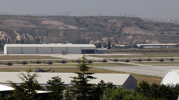 Ankara'da hava hareketliliği! Taşınıyor...