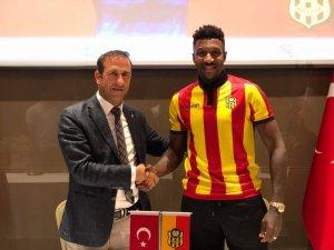 Yeni Malatyaspor, Mitchell Donald'la 2 yıllık sözleşme imzaladı