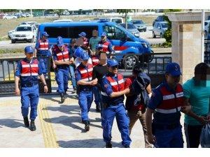Sakarya'da aranması olan 59 şahıs tutuklandı