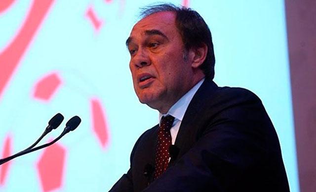 TFF Başkanı Demirören: ''Yeni Türkiye, yeni sistem, futbolda yeni dönem''