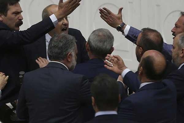 HDP'li Erkan Baş'a Cumhurbaşkanına hakaret'ten soruşturma
