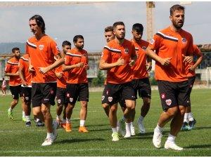 Adanaspor, kampta sona yaklaştı
