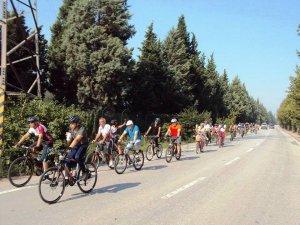 İzmit'te bisiklet kullanıcılarının sayısı hızla artıyor