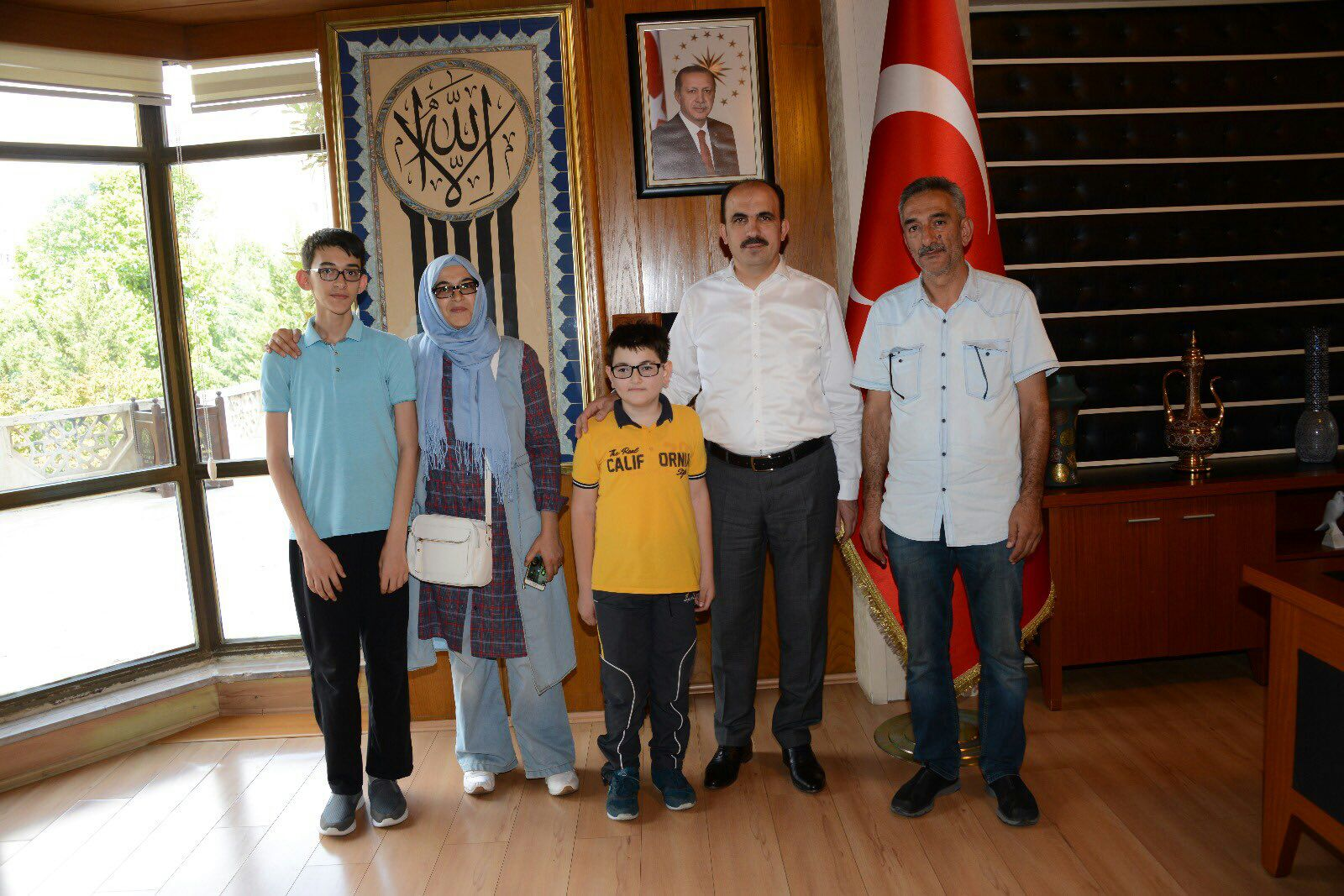 Büyükşehir Belediyesi Küçük Mehmet'in Hayalini Gerçekleştirdi