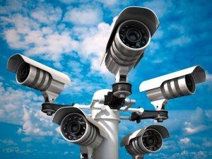 Burhaniye Belediyesi'nden güvenlik sistemine destek