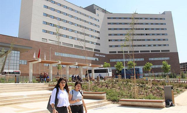 Bir şehir hastanesi daha hizmete girdi