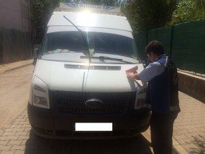 Kurala uymayan minibüsçülere ceza yağdı