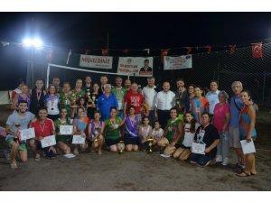Köyceğiz'de Beach Volley Masters Şampiyonası yapıldı