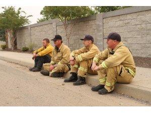 Kaliforniya'da devam eden yangınlar söndürülemiyor