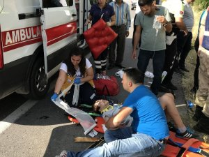 Trafik kazası sonrası can pazarı: 2 ölü, 3 yaralı