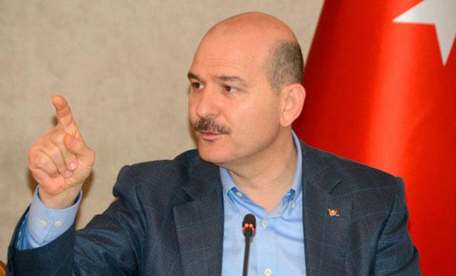 İçişleri Bakanı Soylu'dan ABD'nin kararına ilk yorum