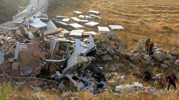 Saadet Partisi Hafik İlçe Başkanı trafik kazasında öldü