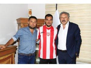 Nevşehir Belediyespor, Can Morgül'ü transfer etti