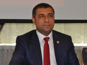 MHP Milletvekili Taşdoğan'dan ABD'nin yaptırım kararına sert tepki