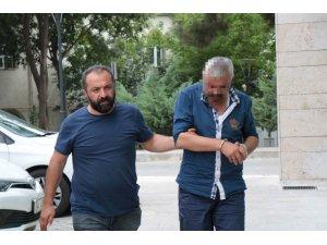 Çay ocağında uyuşturucu ticaretine 2 tutuklama