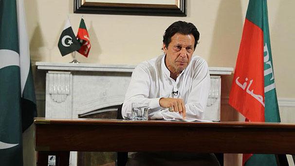 Pakistan'da İmran Han'ın başbakanlık adaylığı resmen açıklandı