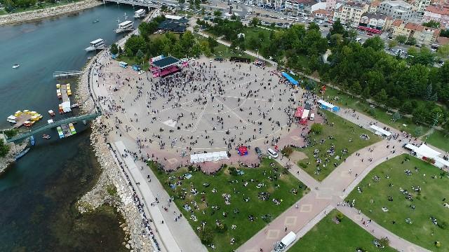 Beyşehir Belediyesinin sosyal alan çalışmaları sürüyor