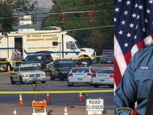 ABD'de vurulan Türk polis yoğun bakımda