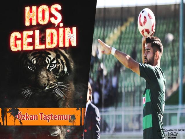 Özkan Taştemur Adanaspor'da