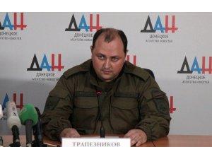 Donetsk'te muhaliflerin yeni lideri Dmitry Trapeznikov olacak