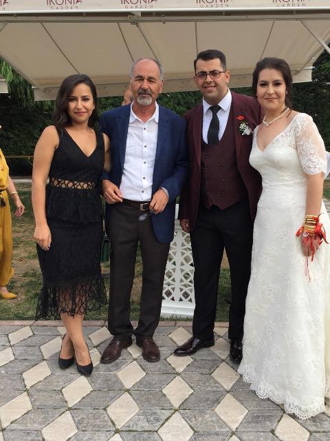 Kabasakal ve Şahin aileleri akraba oldu