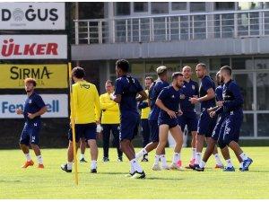 Fenerbahçe, Atiker Konyaspor maçı hazırlıklarını sürdürüyor