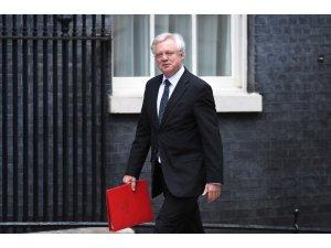 """Eski Bakan Davis: """"İngiltere AB zirvesinden sonra Brexit planlarını değiştirecek"""""""