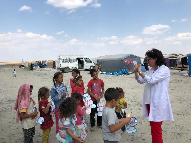 Meram'da 4 mahallede sağlık taraması
