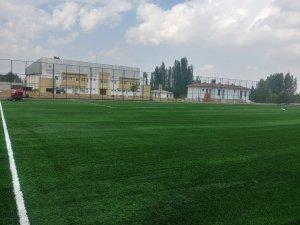 Doğanhisar'da tesisler yenilendi