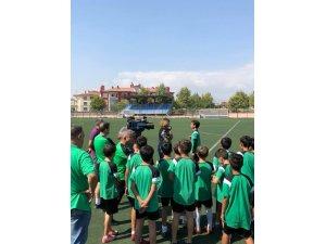 Konyaspor Futbol Gelişim Akademisi TRT Spor'da
