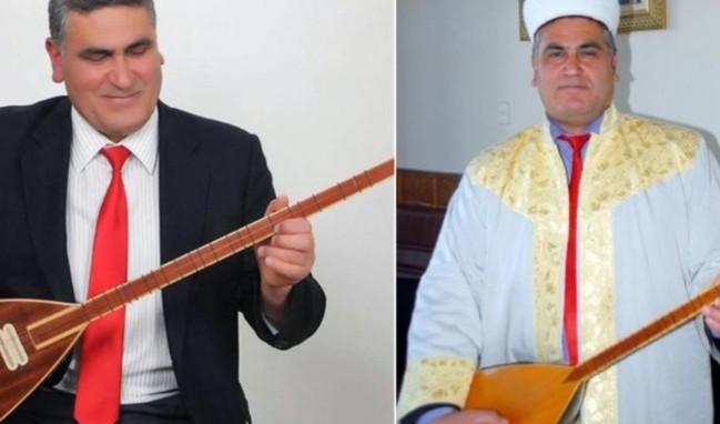 """""""Türkücü imam"""" FETÖ'den tutuklandı!"""
