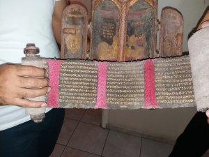 Paha biçilemez Yahudi sandukası bulundu