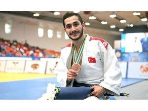 Çaykur Rizespor Kulübü Milli Judocusundan milli başarı