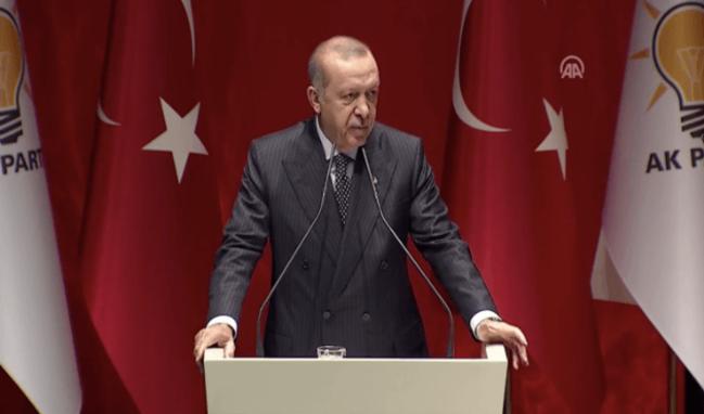 Erdoğan: Şahsen sabır safhamdır. Bu sabır bir yere kadar