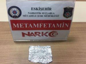 Narkotim ve istihbarat ekipleri aranan şahsı yakaladı