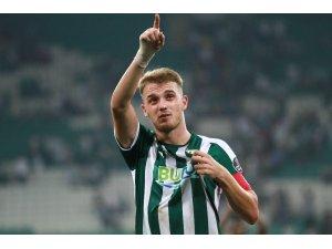 Bursaspor genç kaptanı ile sözleşme uzatmaya hazırlanıyor