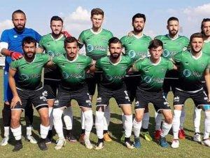 Sarayönü Belediyespor hazırlık maçında galip