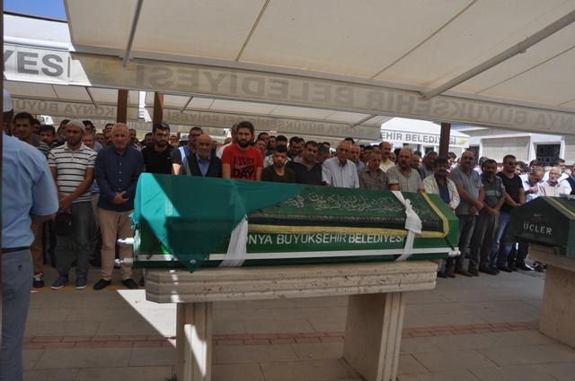 Karababa ailesinin acı günü