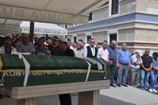 Cevdet Büyükırmak vefat etti