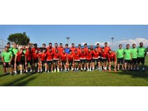 Balıkesir Baltok ligde oynayacak futbolcularını belirledi