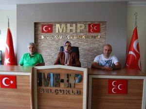 MHP'li başkandan Konyaspor'a destek çağrısı