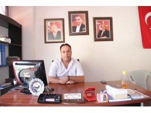 MHP Şemdinli ilçe başkanı Eren yeniden görevine getirildi