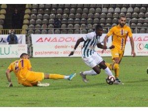 Spor Toto 1. Lig: Giresunspor: 0 - AFJET Afyonspor: 1